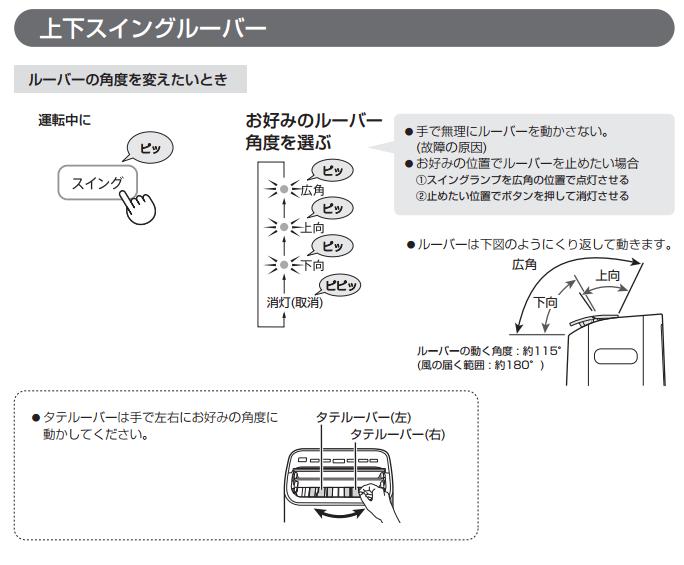 CV-G120-吹風角度